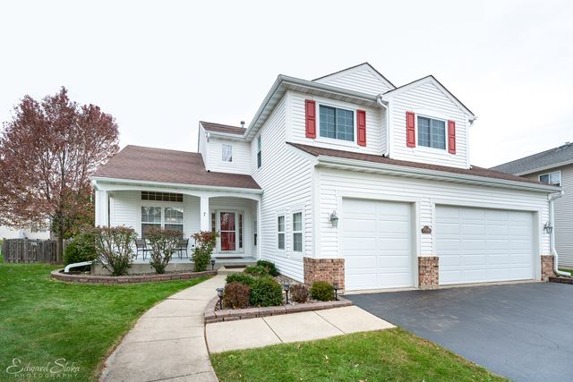 7 Wright Court, Lake In The Hills, IL 60156 - #: 10569403