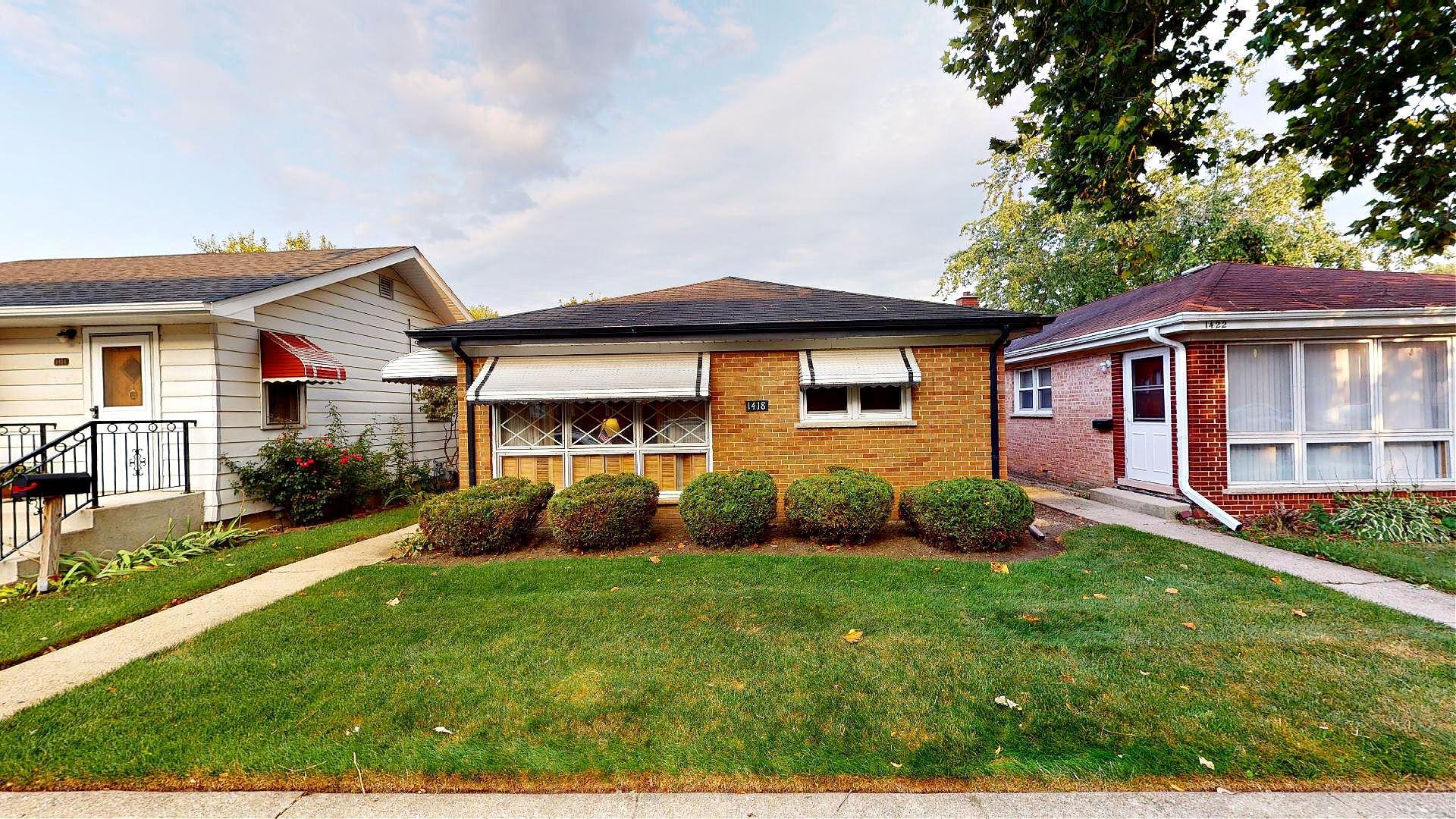 1418 Circle Avenue, Forest Park, IL 60130 - #: 11212403