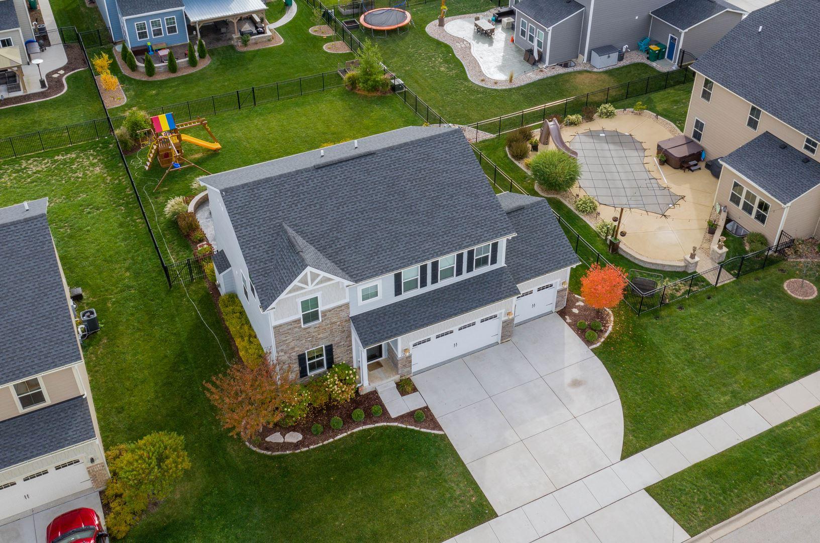 Photo of 1709 Moran Drive, Shorewood, IL 60404 (MLS # 10910404)