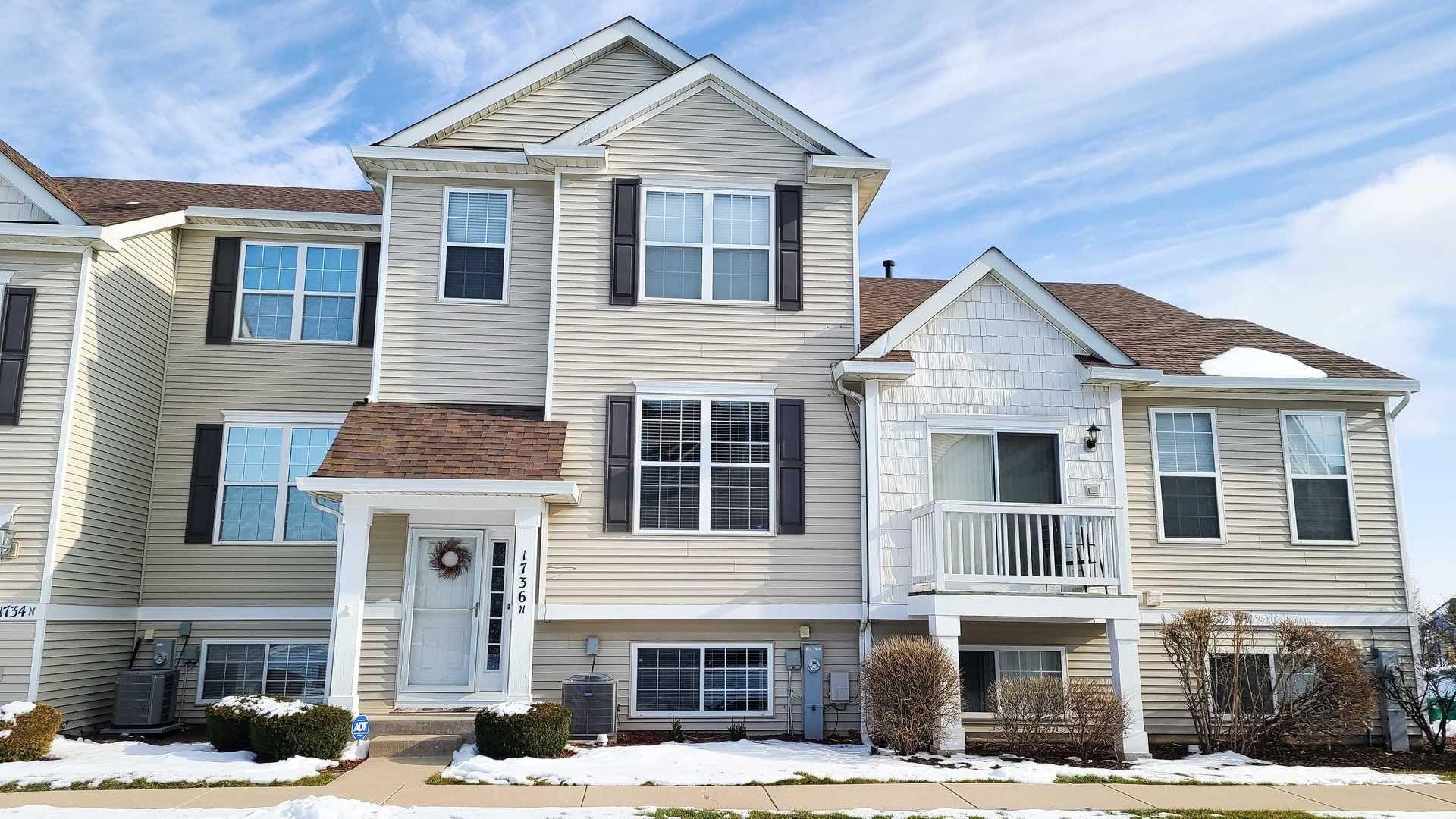 Photo of 1736 Fieldstone Drive N, Shorewood, IL 60404 (MLS # 10971405)