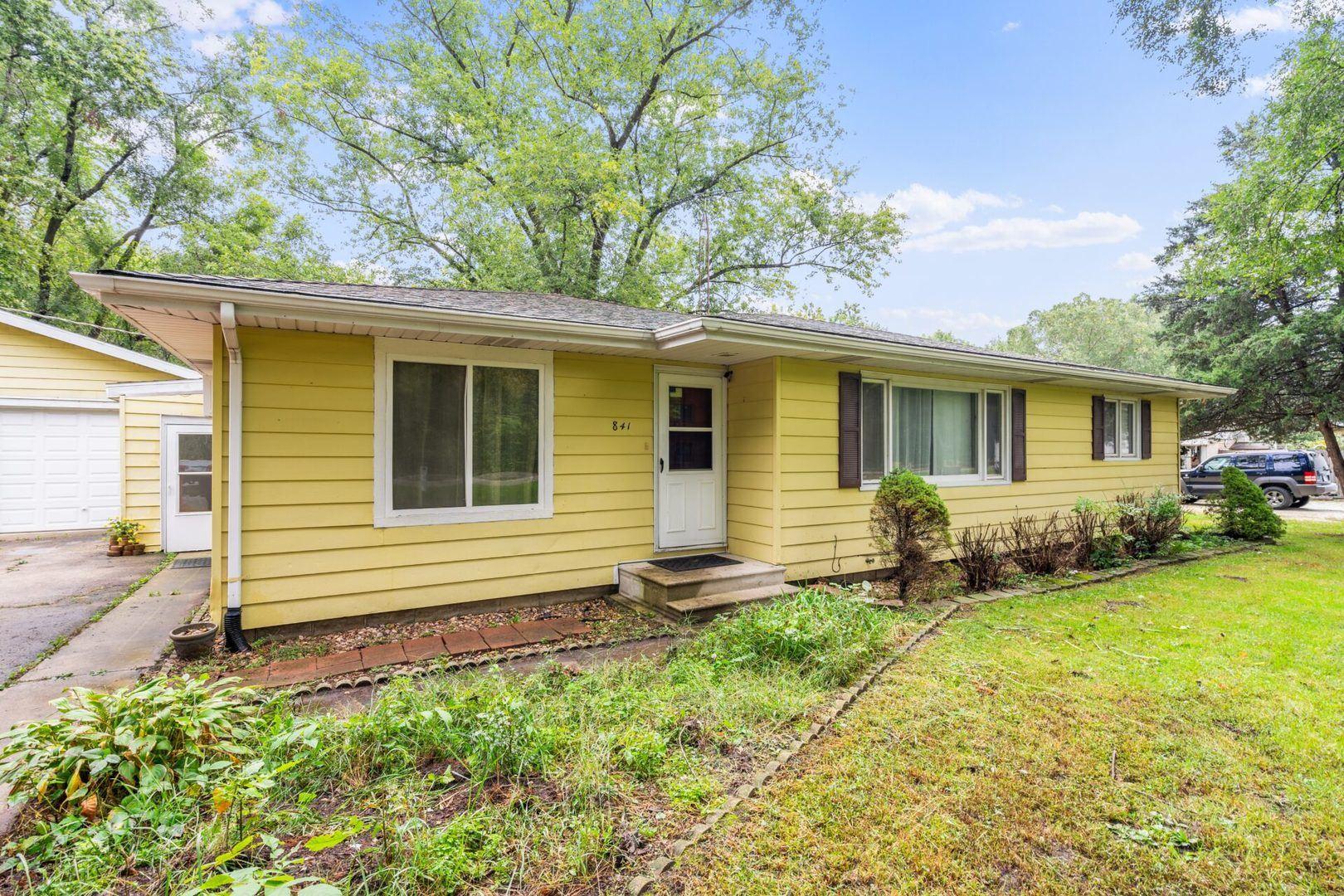 841 N Center Street, Braidwood, IL 60408 - MLS#: 11241405