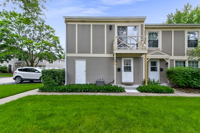 1668 Williamsburg Court #11, Wheaton, IL 60189 - #: 10719406