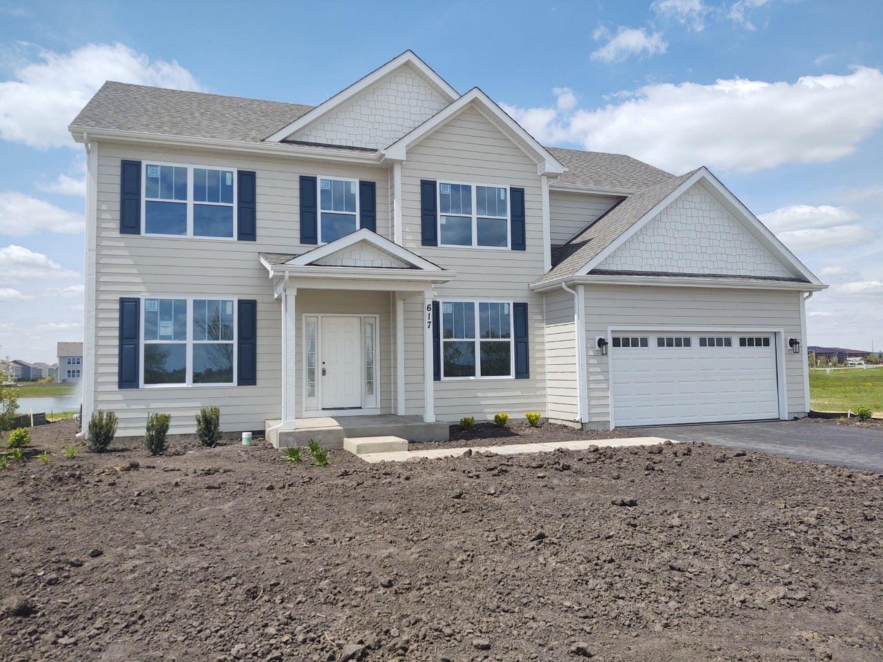 Photo of 617 Westford Place, Oswego, IL 60543 (MLS # 10912406)