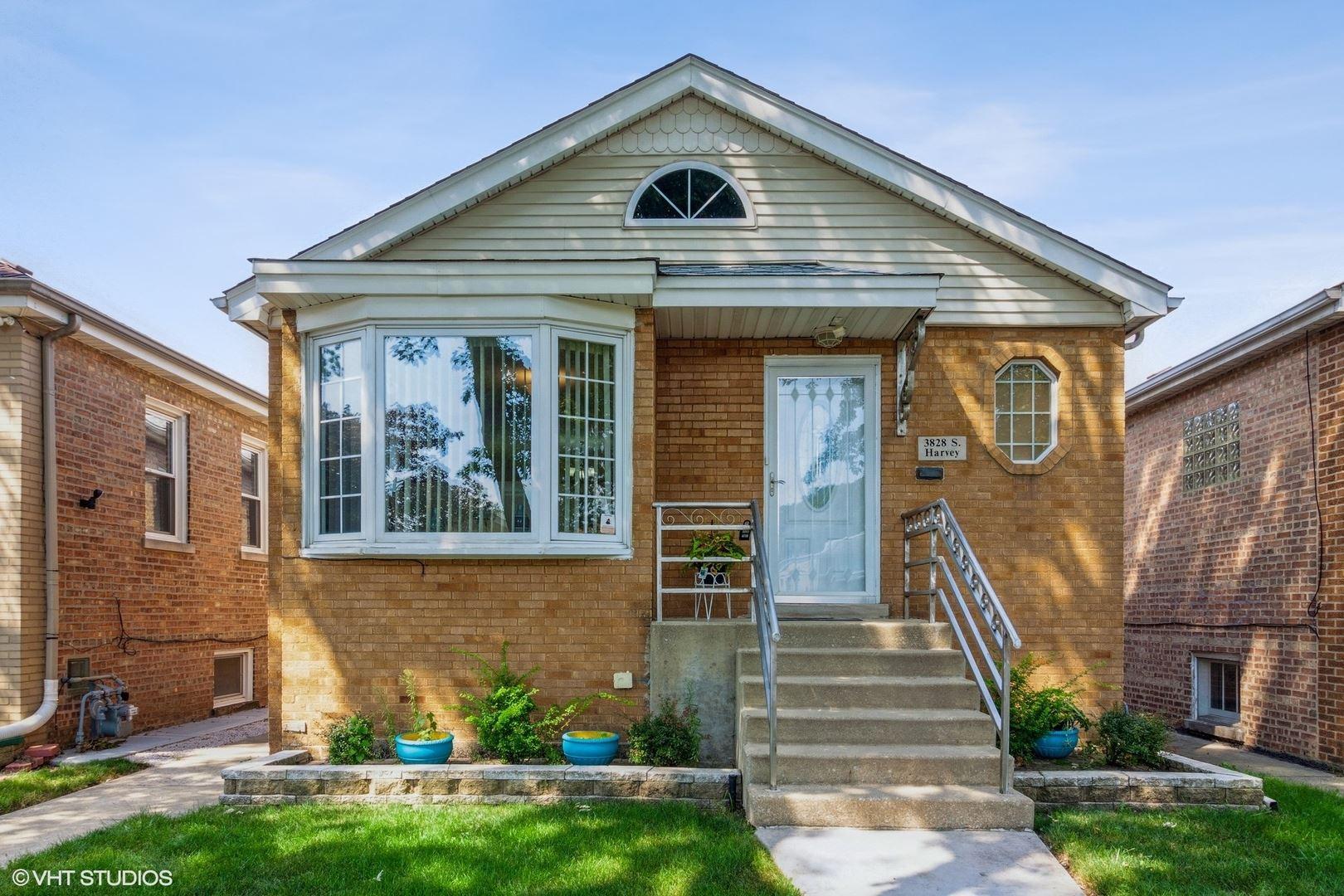 3828 Harvey Avenue, Berwyn, IL 60402 - #: 11193408