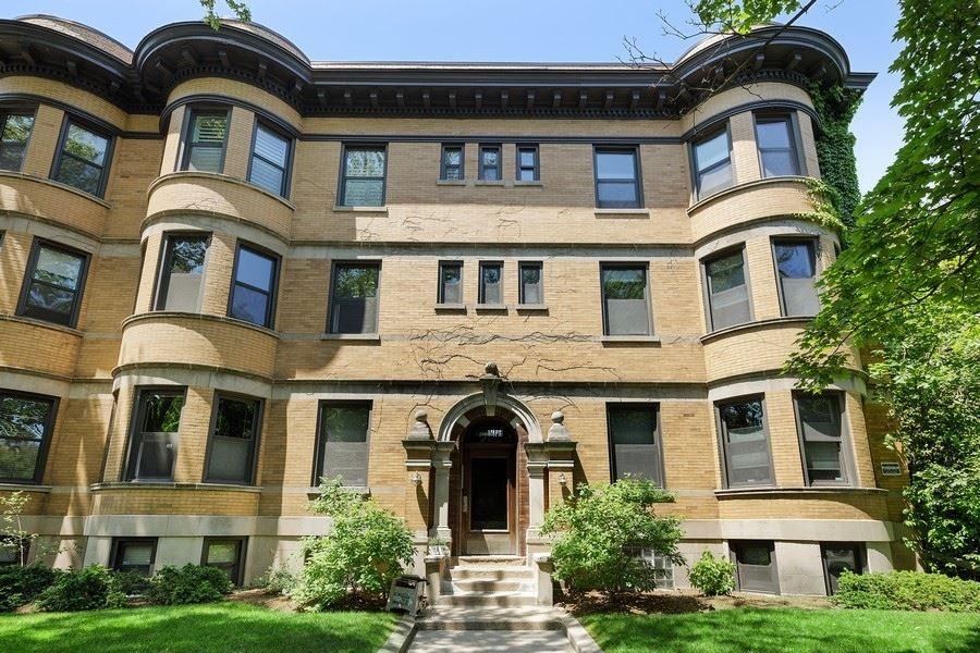 3506 N GREENVIEW Avenue #3, Chicago, IL 60657 - #: 10750409