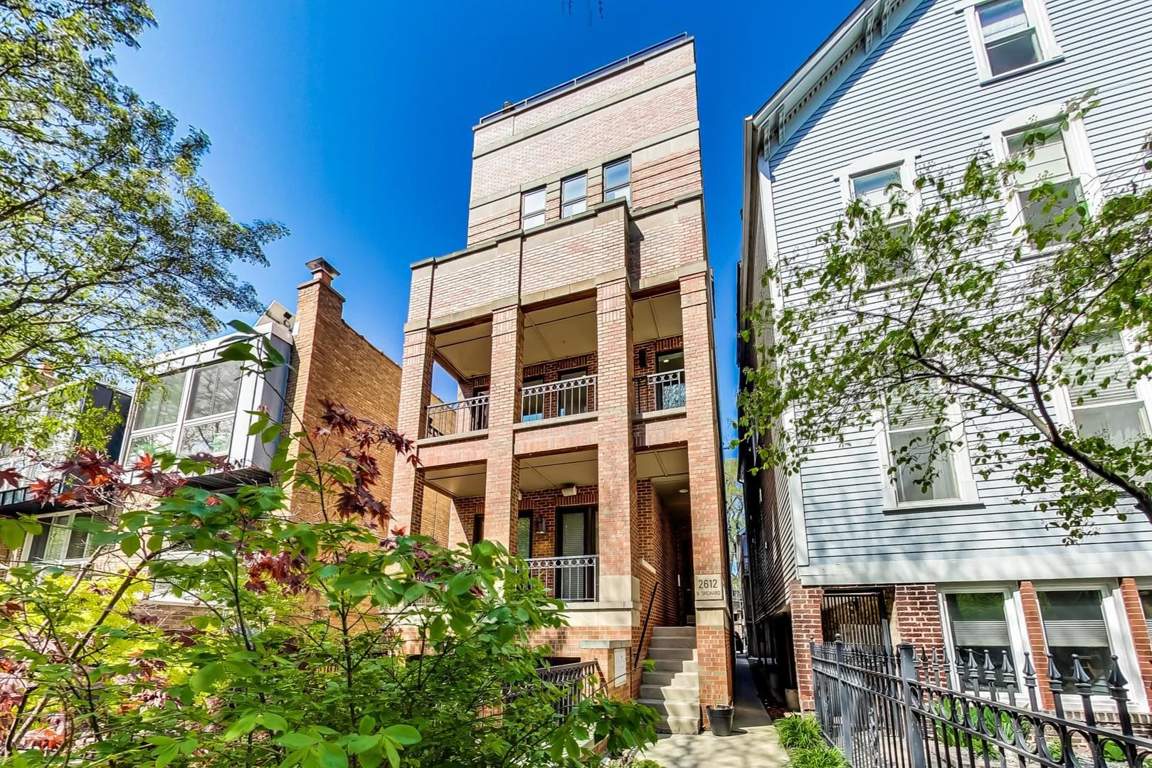 2612 N Orchard Street #2, Chicago, IL 60614 - #: 11202409