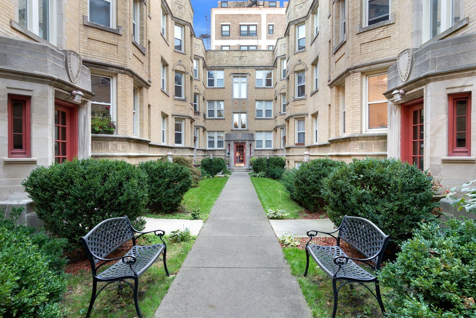 6811 N Lakewood Avenue #1E, Chicago, IL 60626 - #: 11250409