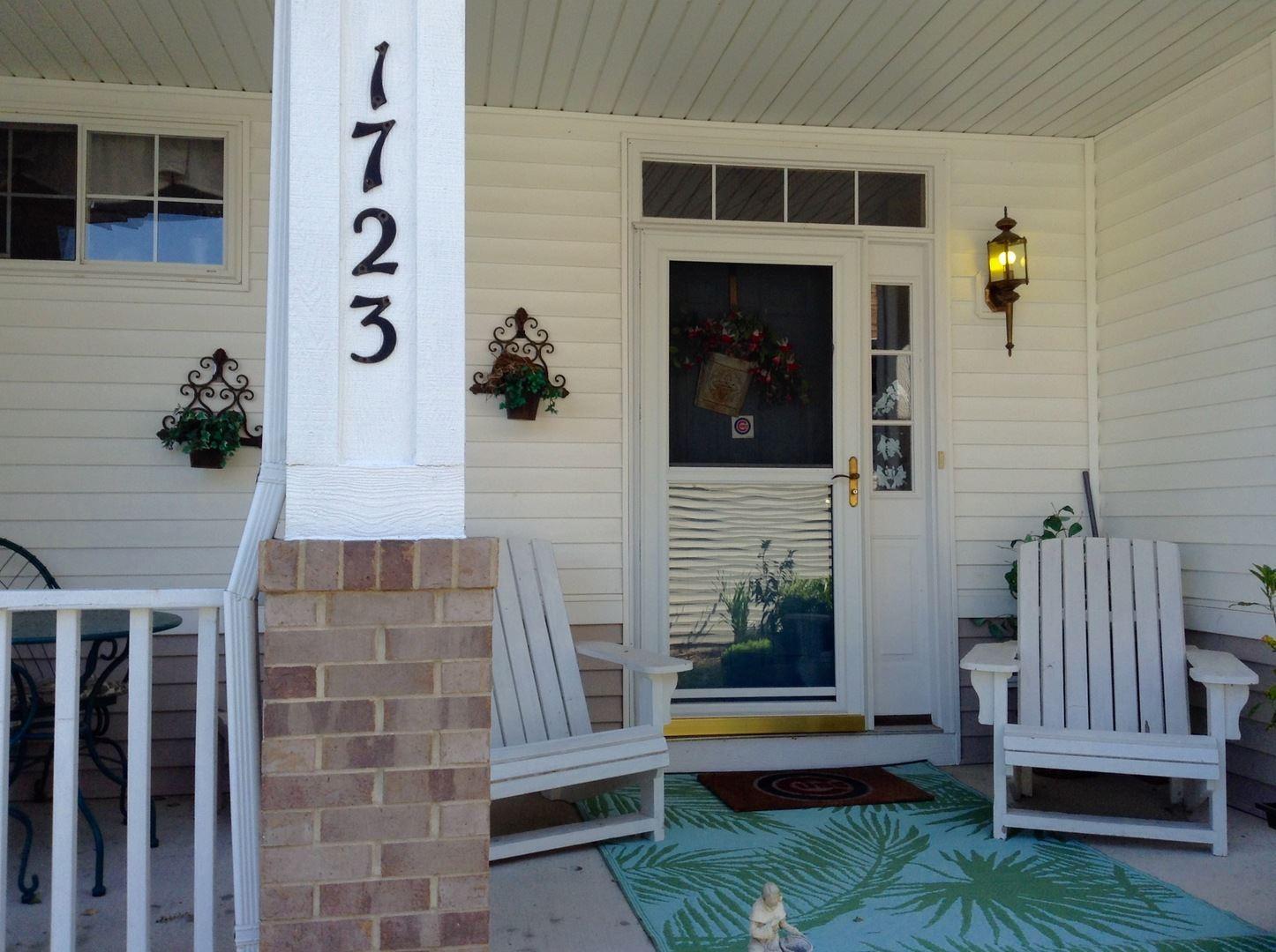 Photo of 1723 Augusta Lane, Shorewood, IL 60404 (MLS # 10822410)
