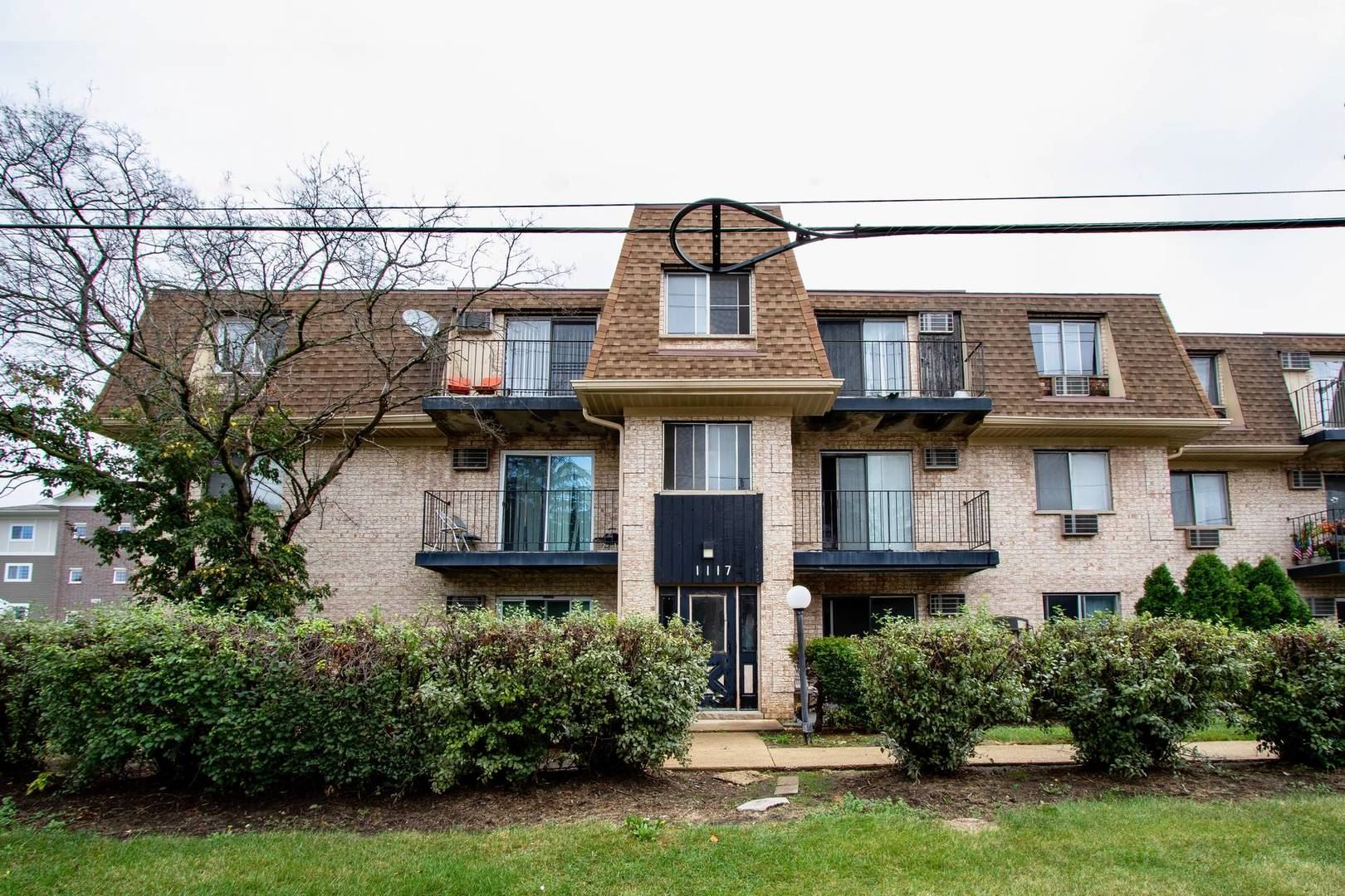 1117 Bloomingdale Road #2A, Glendale Heights, IL 60139 - #: 11245410