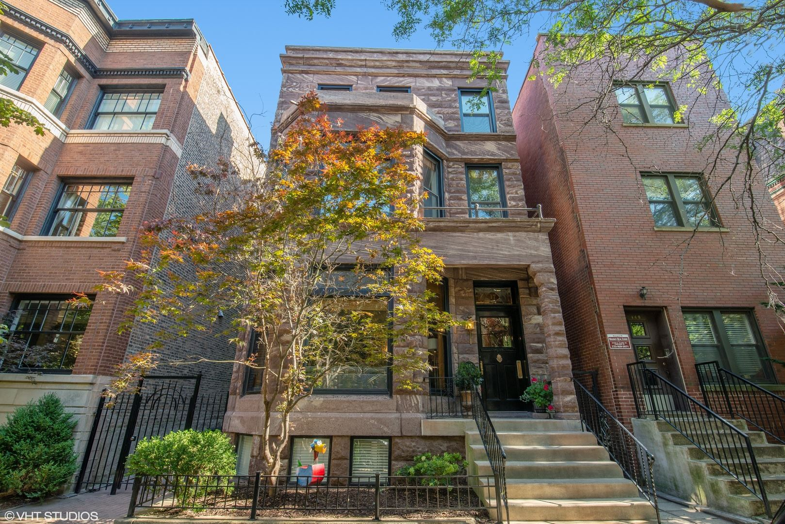 447 W Roslyn Place, Chicago, IL 60614 - #: 11093411