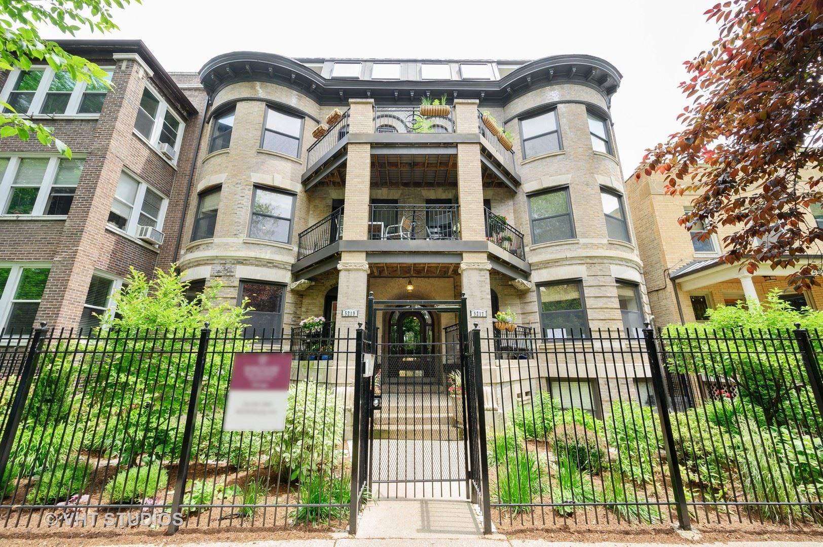 5219 N Winthrop Avenue #4N, Chicago, IL 60640 - #: 10760412