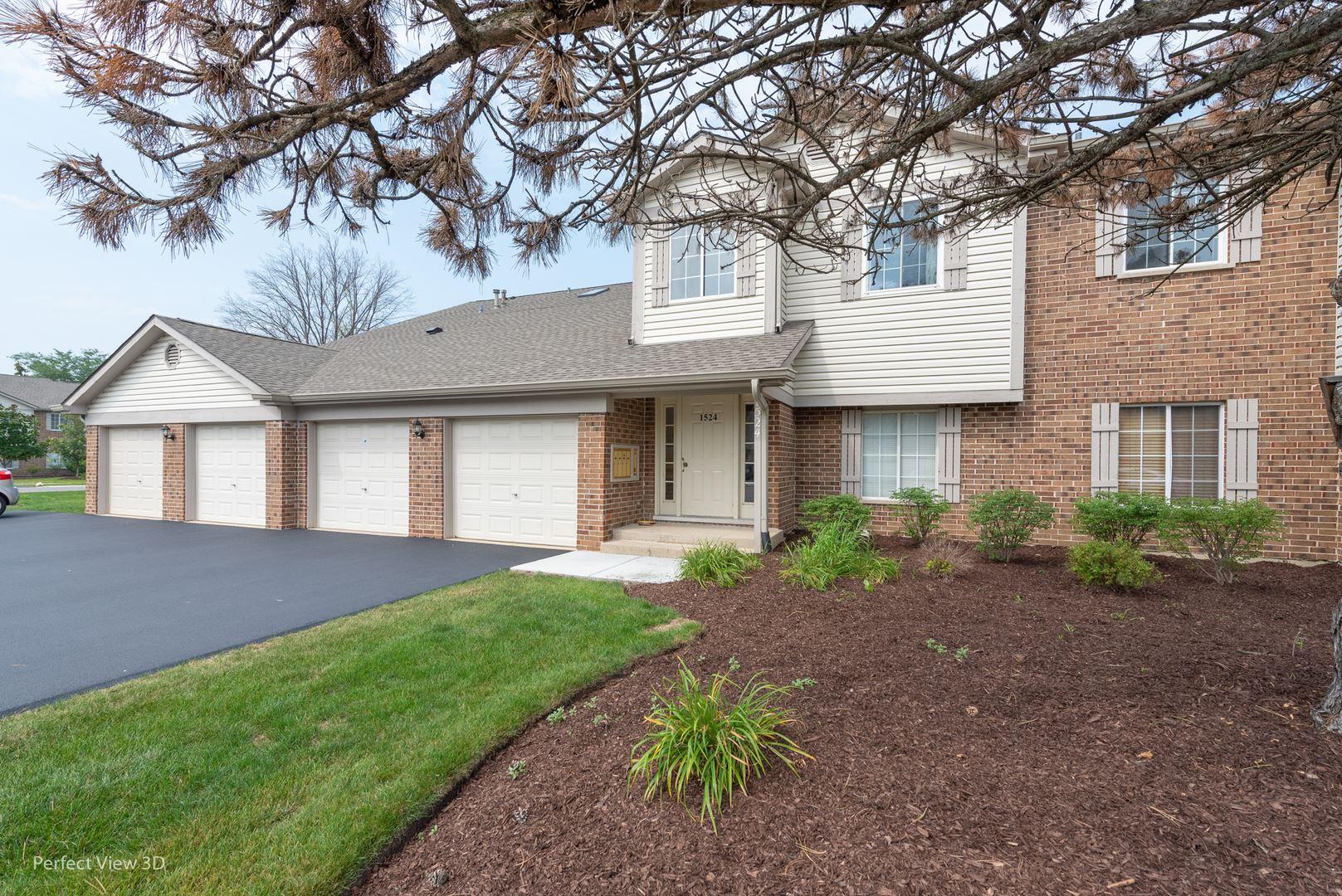 1524 COMMODORE Lane #4, Schaumburg, IL 60193 - #: 11198412