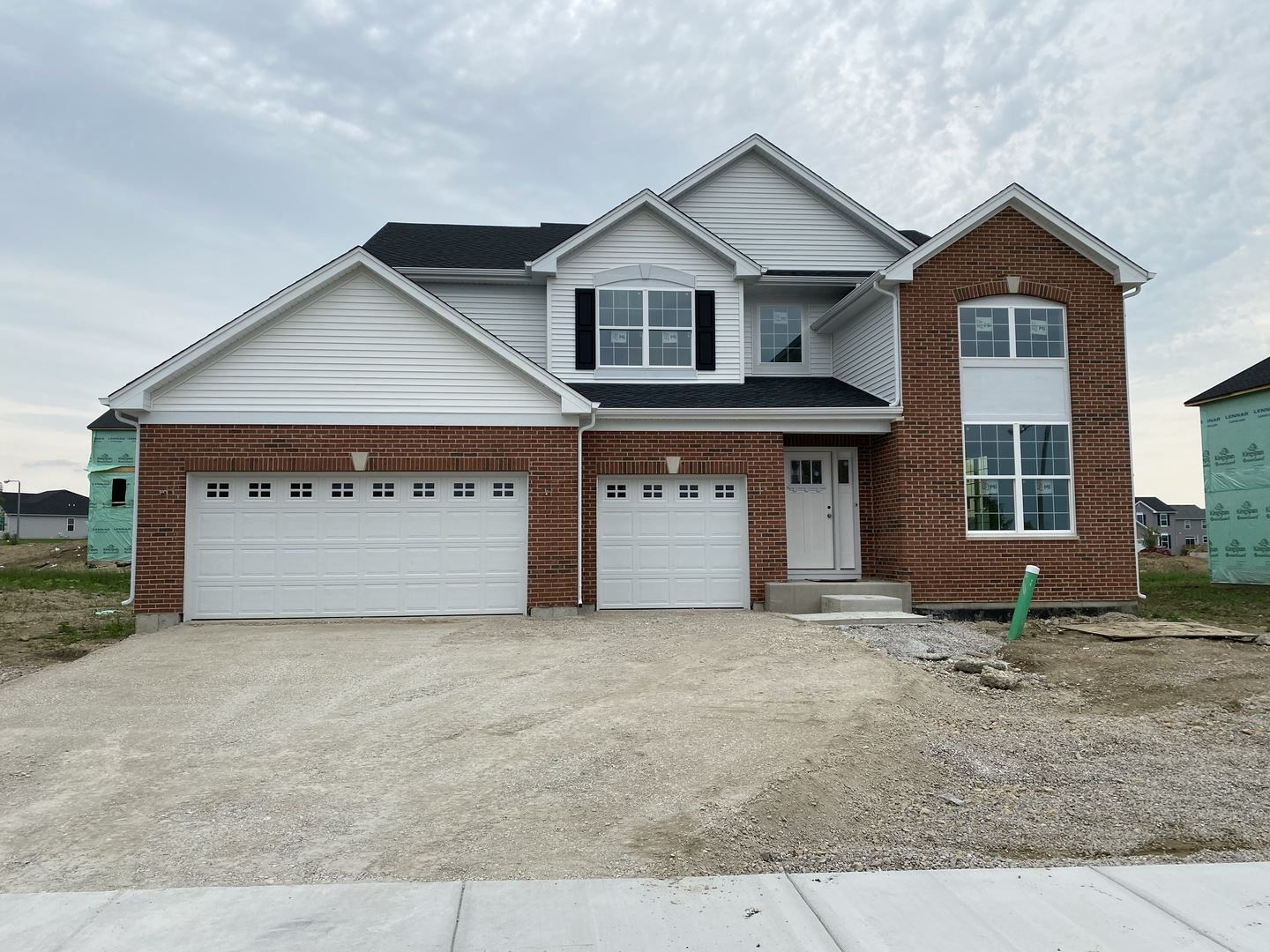 2091 Country Hills Drive, Yorkville, IL 60560 - #: 11236412