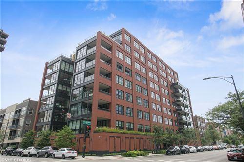 Photo of 1109 W WASHINGTON Boulevard #5D, Chicago, IL 60607 (MLS # 11228413)
