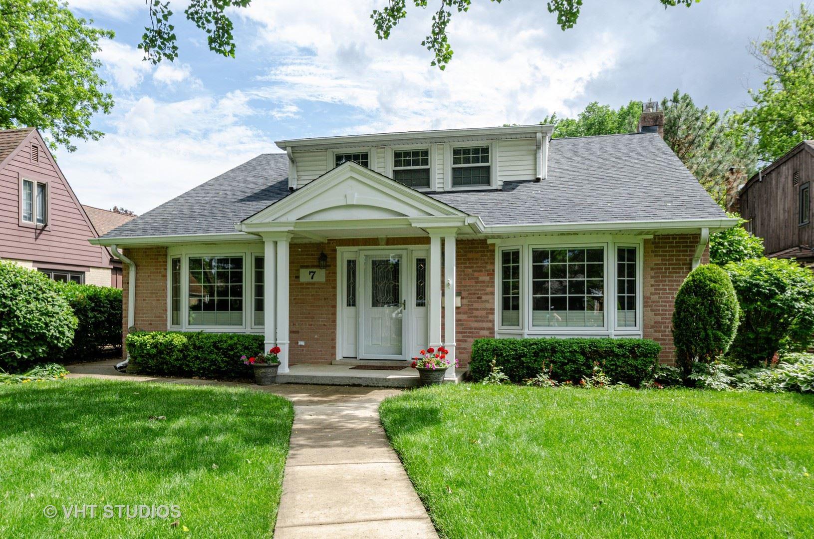 7 Smithwood Drive, Morton Grove, IL 60053 - #: 10742413
