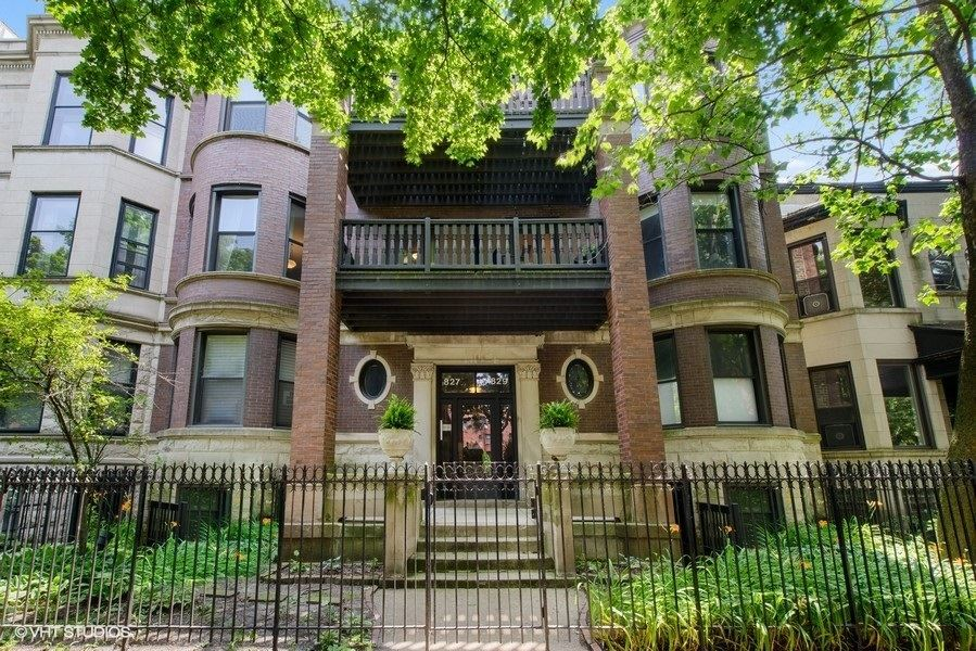 829 W Lakeside Place #2, Chicago, IL 60640 - #: 10801413