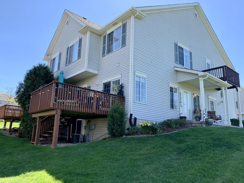 1092 Castleshire Drive, Woodstock, IL 60098 - #: 11075413