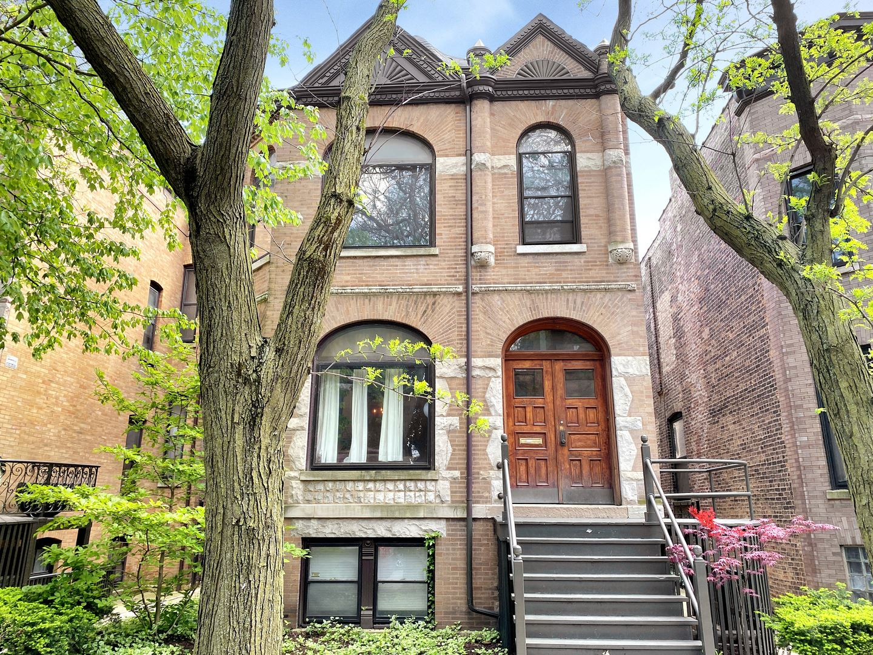 2141 W Caton Street, Chicago, IL 60647 - #: 10724414