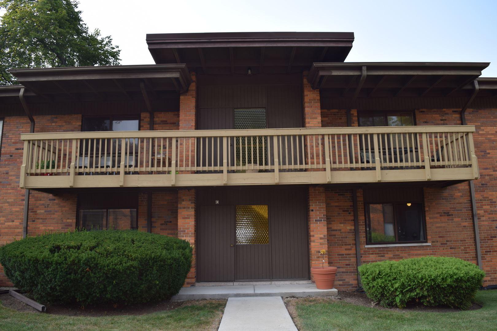 485 Duane Terrace #C1, Glen Ellyn, IL 60137 - #: 10933414
