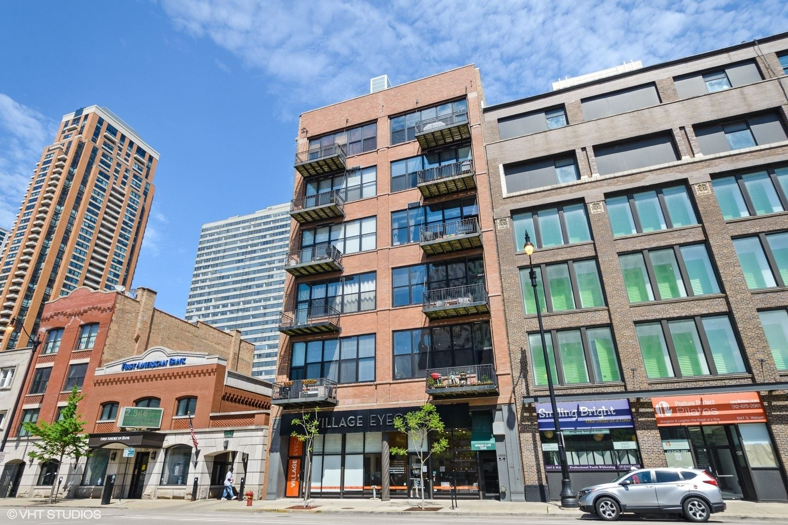 1243 S WABASH Avenue #505, Chicago, IL 60605 - #: 10731415
