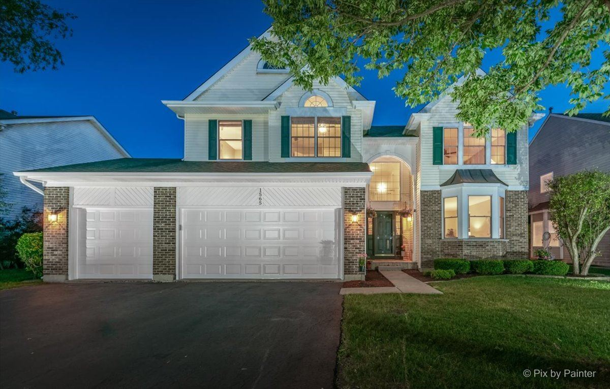 1565 Autumncrest Drive, Crystal Lake, IL 60014 - #: 11119415
