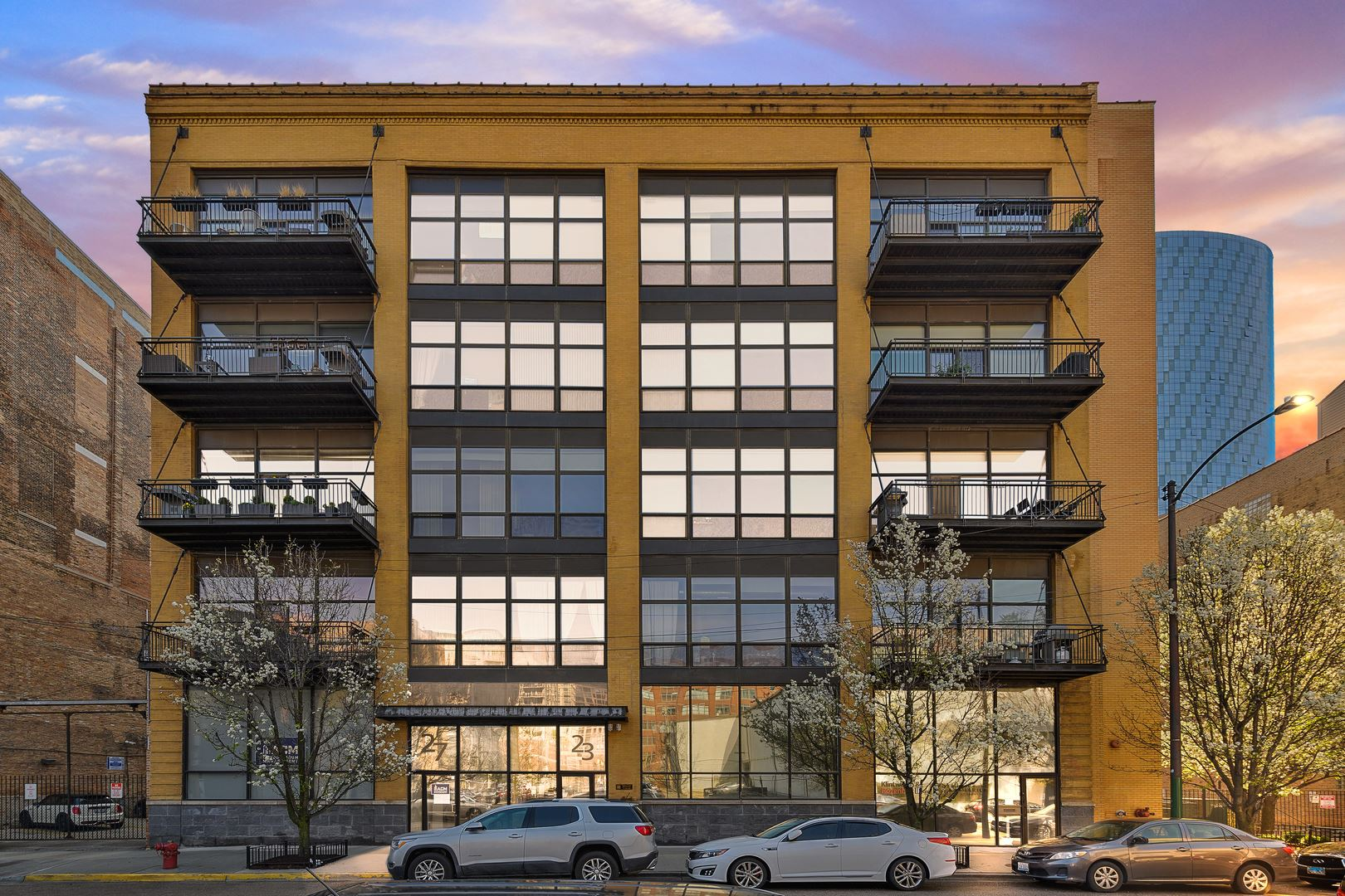 23 N GREEN Street #405, Chicago, IL 60607 - #: 10701416