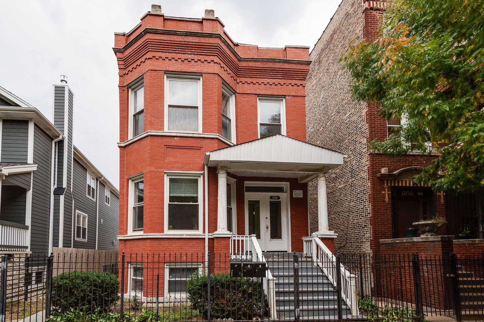 854 N Mozart Street, Chicago, IL 60622 - #: 11250416
