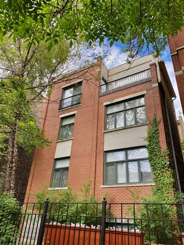 Photo of 1943 N Bissell Street #C, Chicago, IL 60614 (MLS # 10908417)