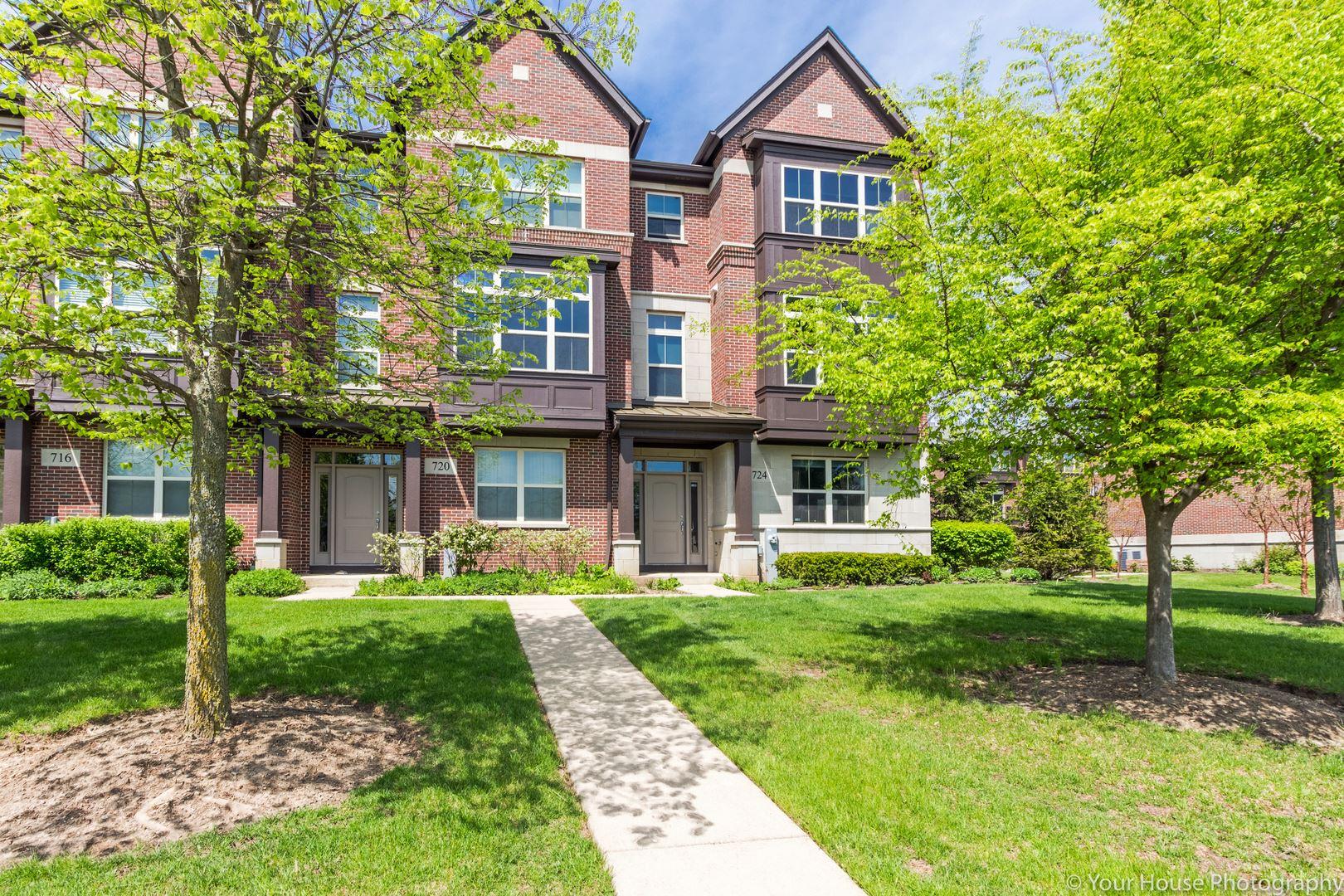 724 N Aspen Drive, Vernon Hills, IL 60061 - #: 10706417