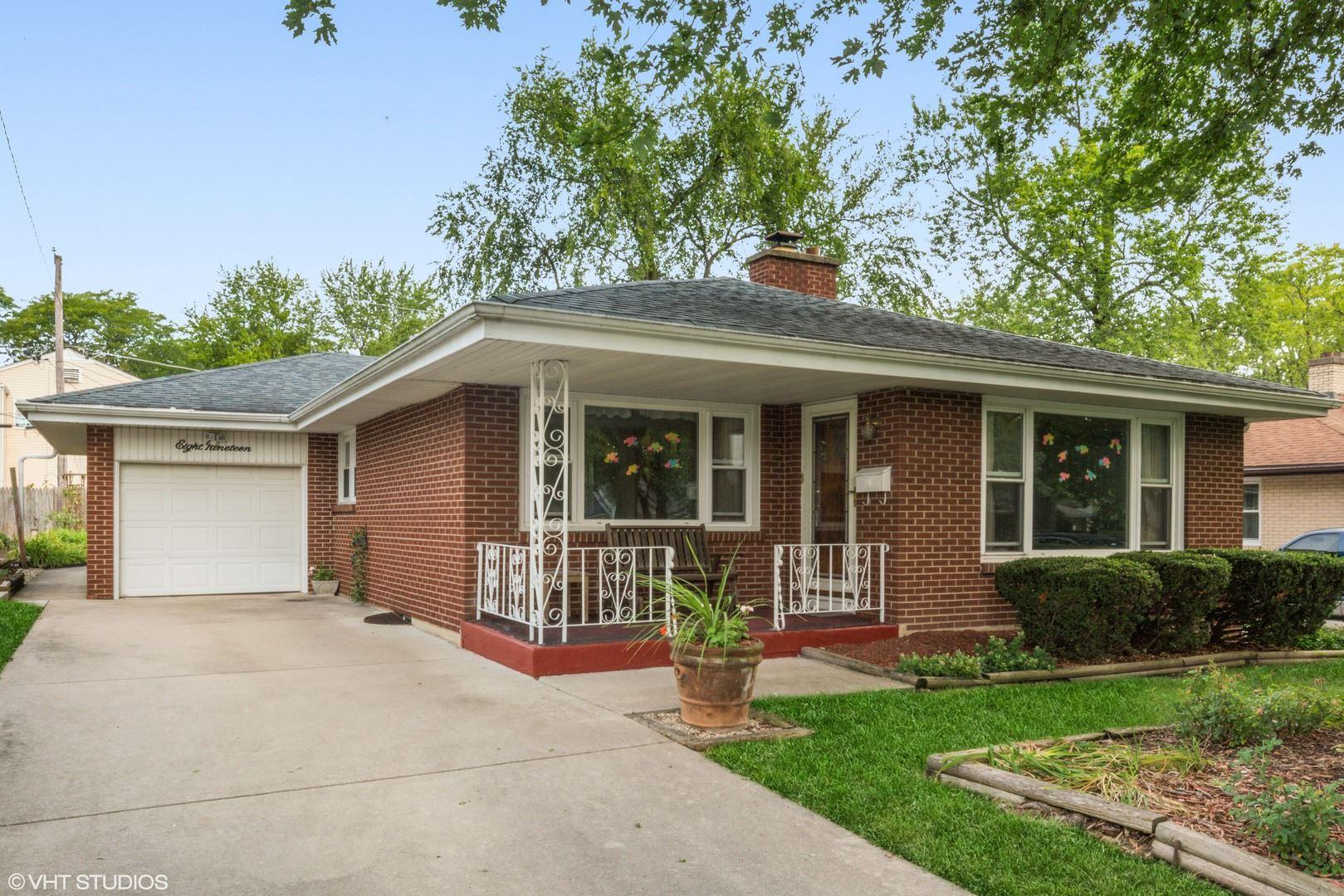 Photo of 819 Grand Boulevard, Joliet, IL 60436 (MLS # 10854417)