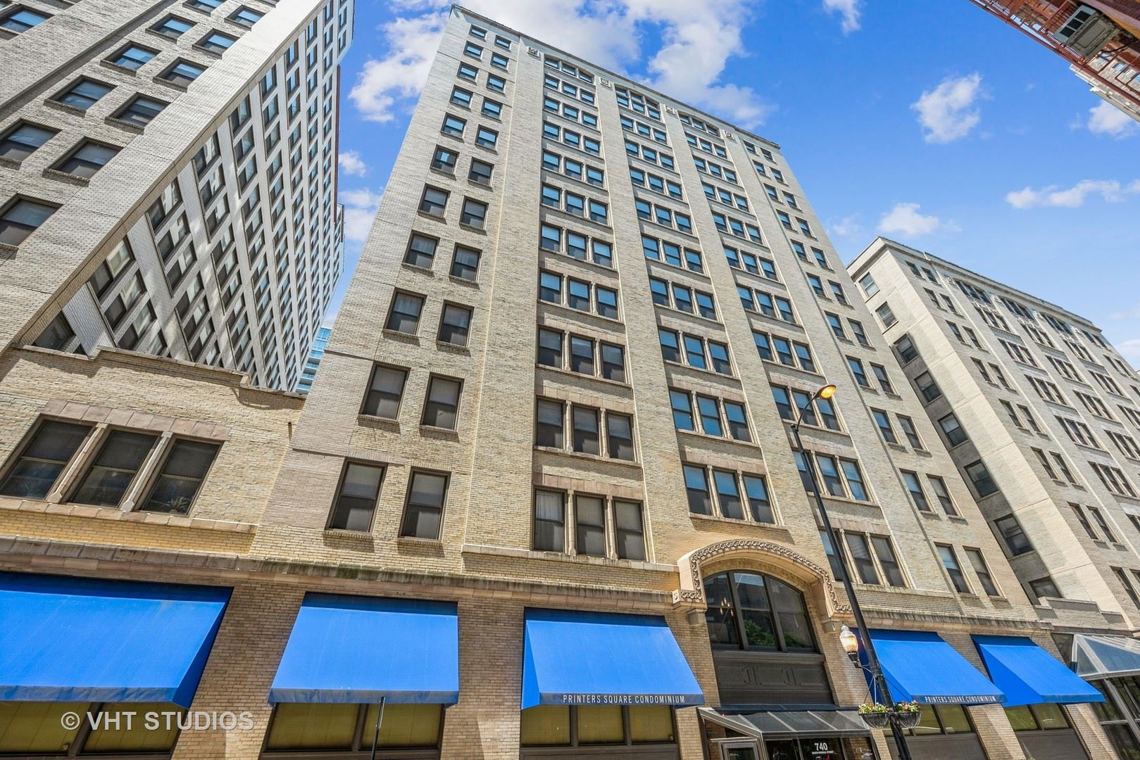 740 S Federal Street #607, Chicago, IL 60605 - #: 11115417