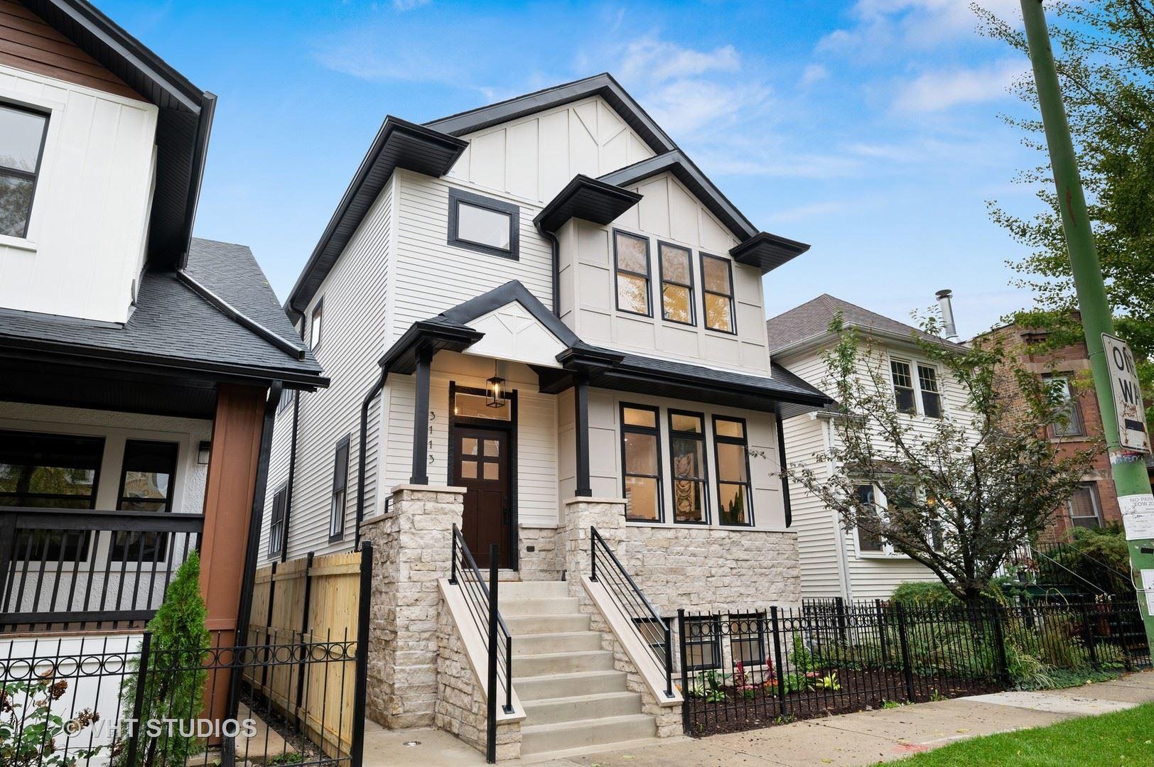 3113 W Leland Avenue, Chicago, IL 60625 - #: 11155417