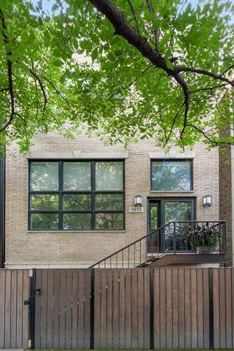 Photo of 1613 W Erie Street, Chicago, IL 60622 (MLS # 10817419)