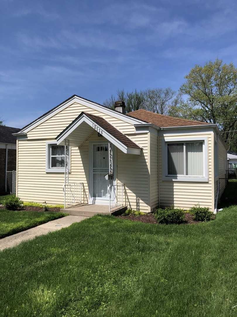 12536 S Elizabeth Street, Calumet Park, IL 60827 - #: 10731419