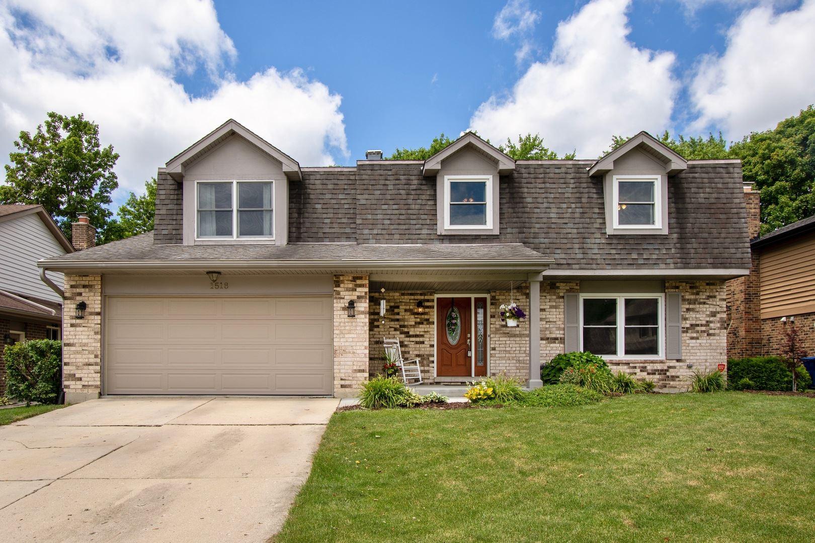 1518 Castlewood Drive, Wheaton, IL 60189 - #: 10782419