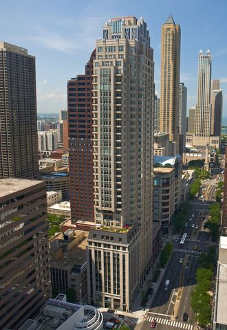 Photo of 118 E Erie Street #23A, Chicago, IL 60611 (MLS # 10797420)