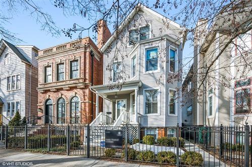 Photo of 1444 W George Street, Chicago, IL 60657 (MLS # 11018420)