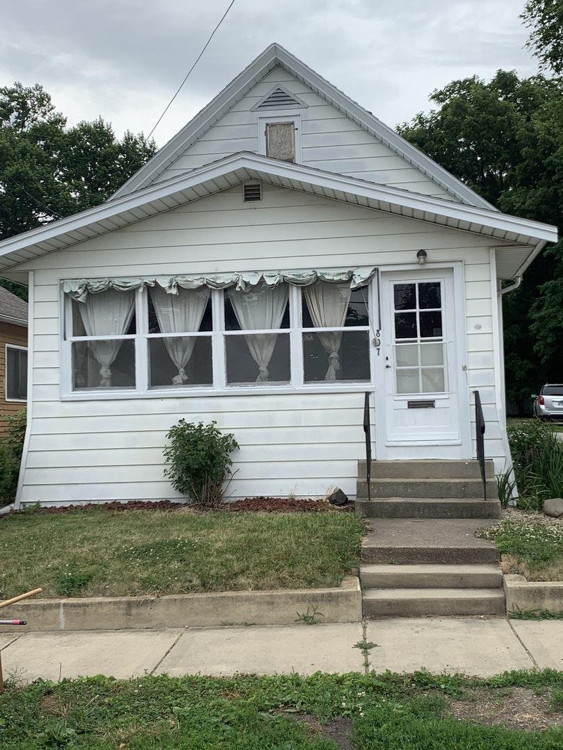 807 N Mason Street, Bloomington, IL 61701 - #: 10766420