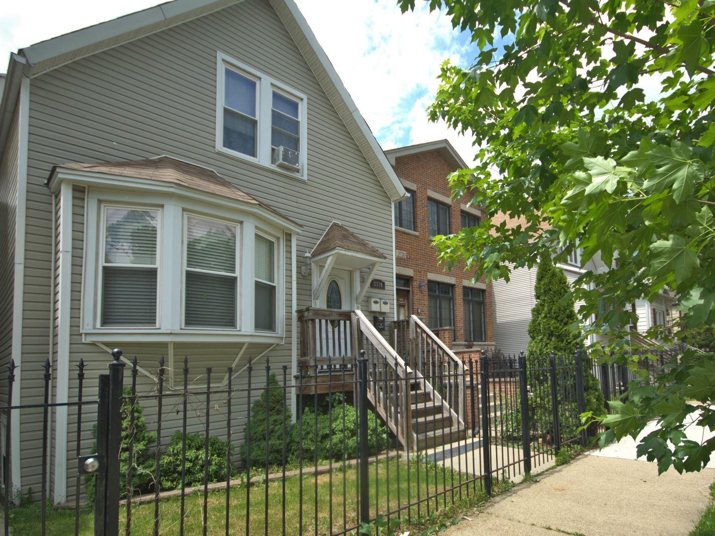 3718 N Sacramento Avenue, Chicago, IL 60618 - #: 11168420
