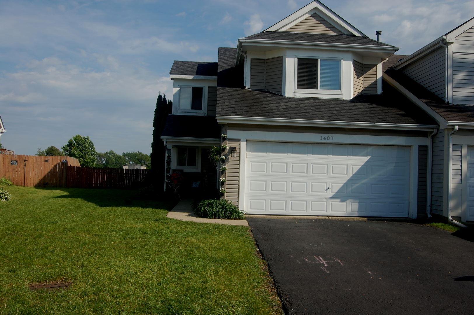 1487 S Pembroke Drive, South Elgin, IL 60177 - #: 10732422