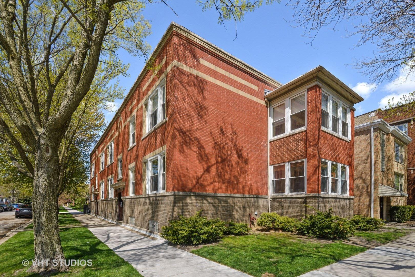 2204 W Winona Street #1, Chicago, IL 60625 - #: 10807422