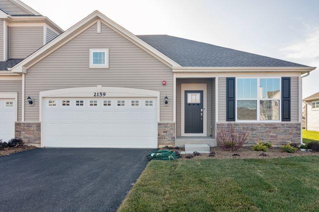 1282 Hawk Hollow Drive, Yorkville, IL 60560 - #: 11199422