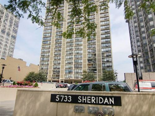 Photo of 5733 N SHERIDAN Road #16C, Chicago, IL 60660 (MLS # 10770424)