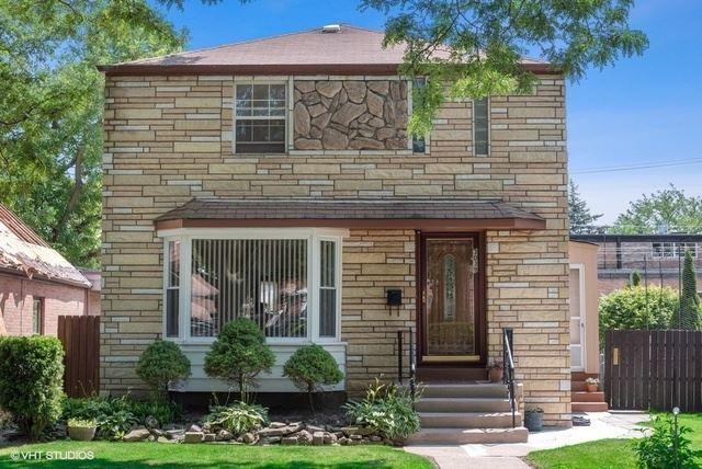 3039 W Jarlath Street, Chicago, IL 60645 - #: 10741424