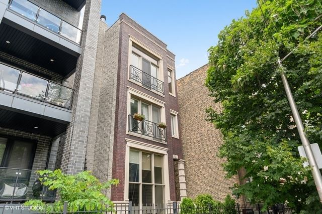 1022 N Marshfield Avenue #3, Chicago, IL 60622 - #: 10788424