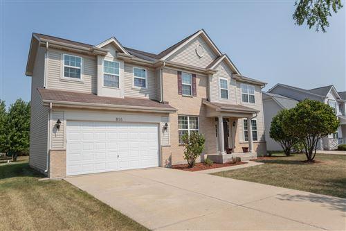 Photo of 816 Northside Drive, Shorewood, IL 60404 (MLS # 10836425)