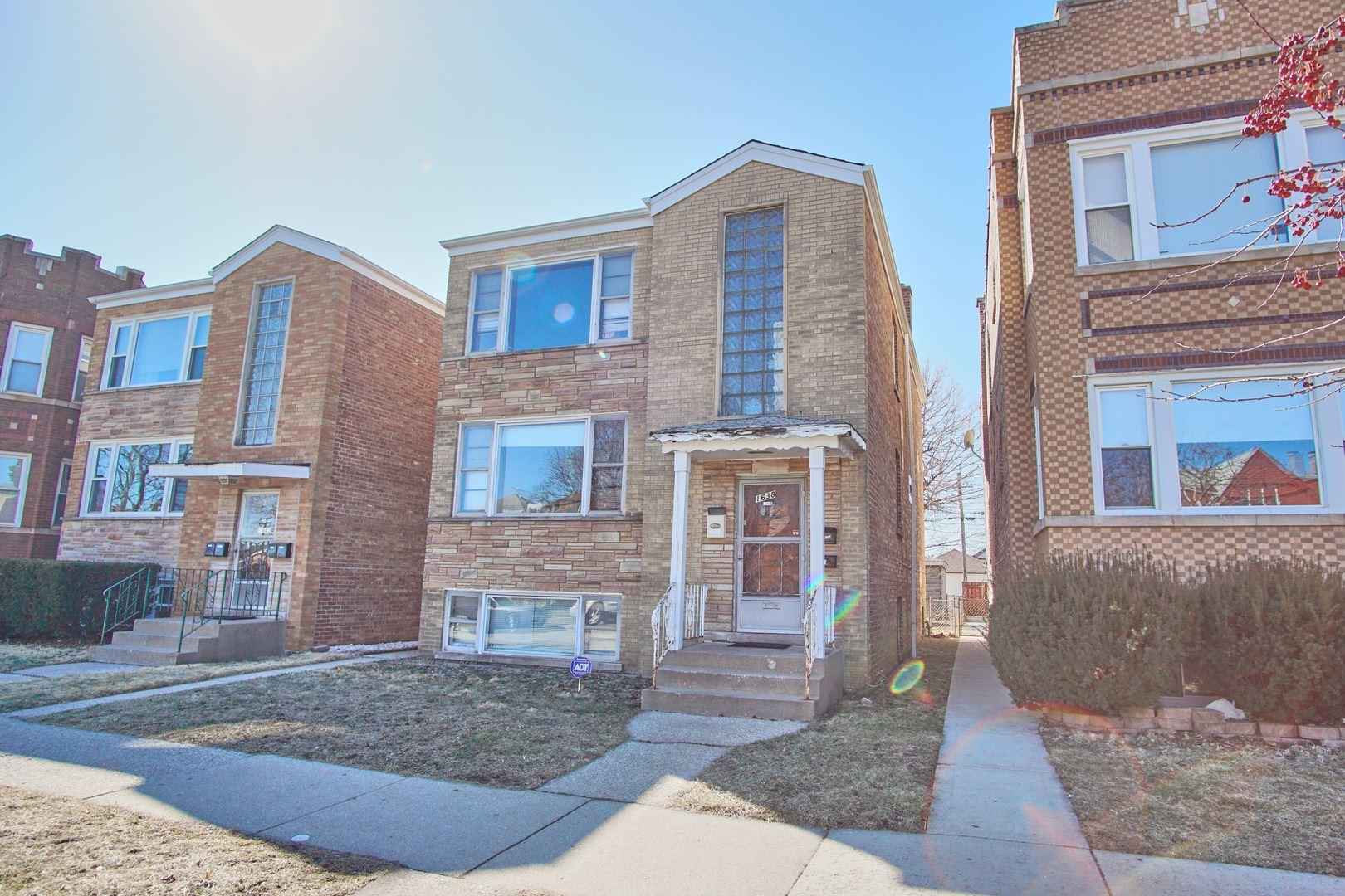 1638 Home Avenue, Berwyn, IL 60402 - #: 10656425