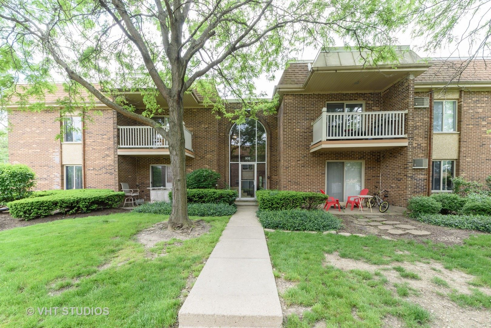 906 W Alleghany Drive #2A, Arlington Heights, IL 60004 - #: 10736425