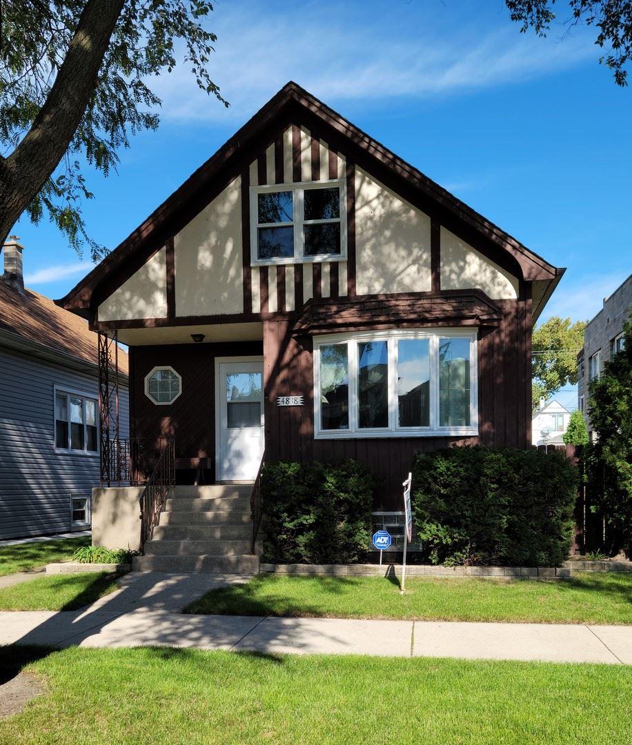 4818 W Warwick Avenue, Chicago, IL 60641 - #: 11152425