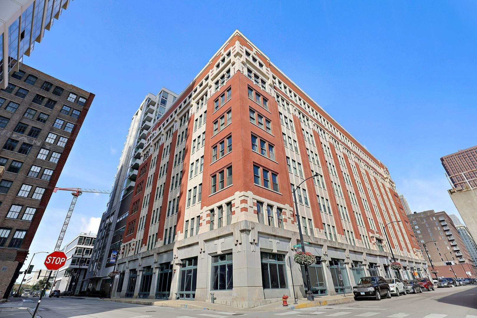 732 S Financial Place #415, Chicago, IL 60605 - #: 11231425
